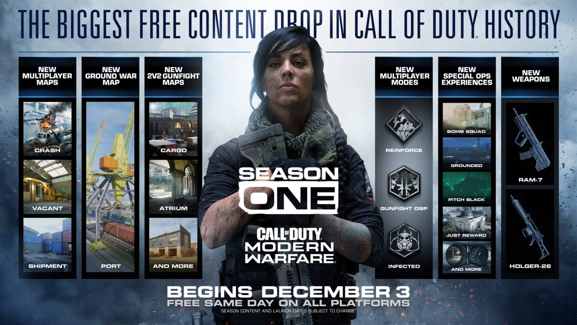 call of duty, season one, battle pass, free content