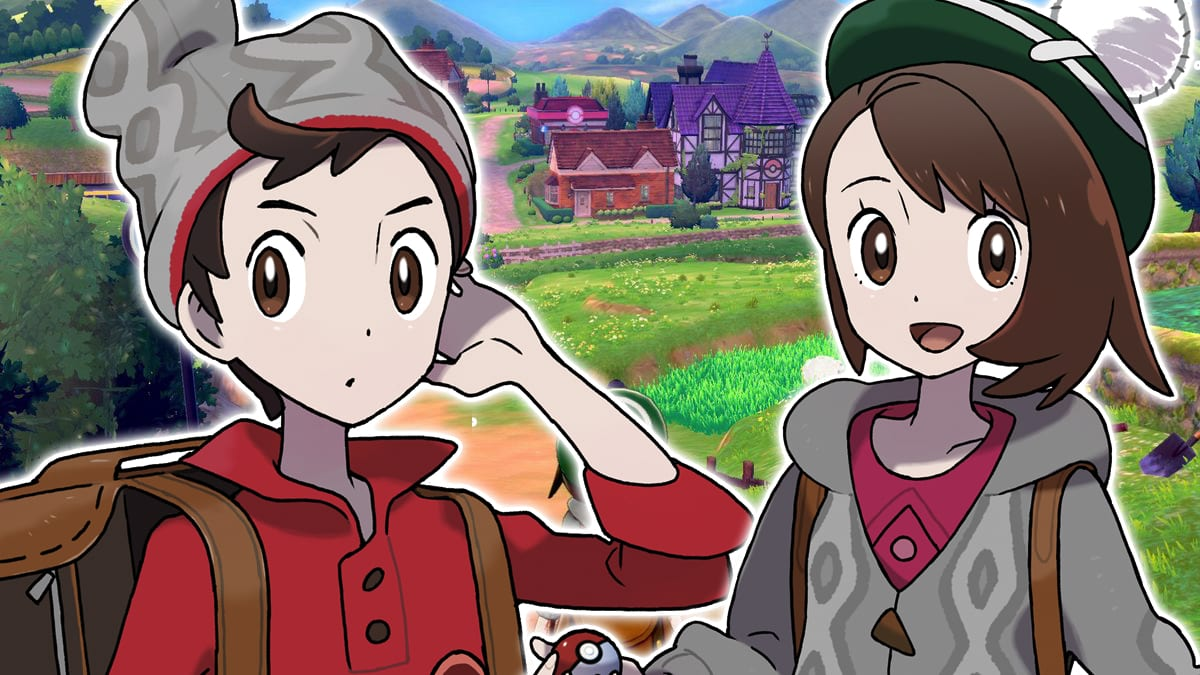 pokemon sword and shield, how to get leaf stone