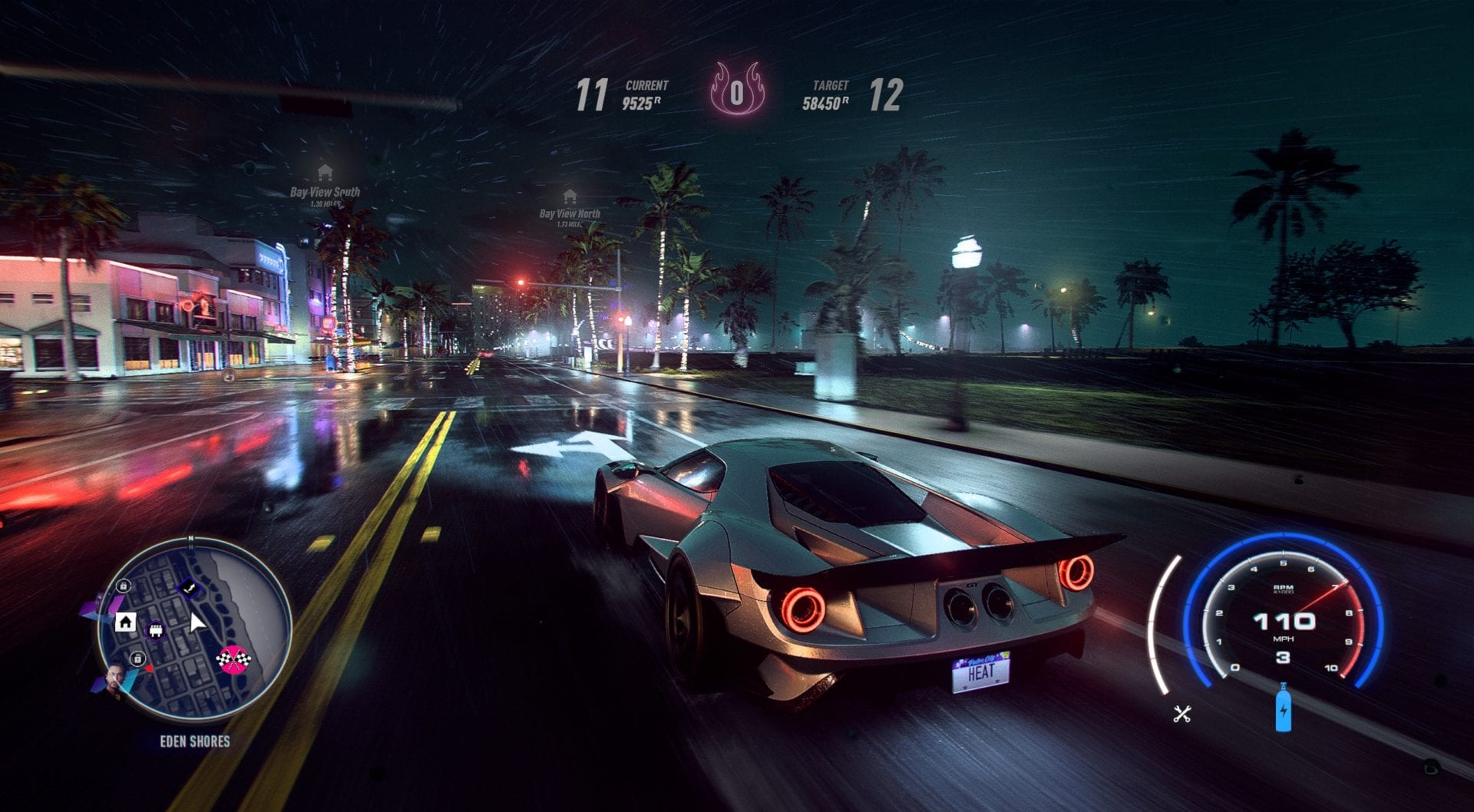 Need for Speed Heat fast REP