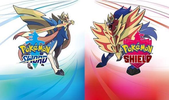 mew, sword, shield, pokemon, poke ball