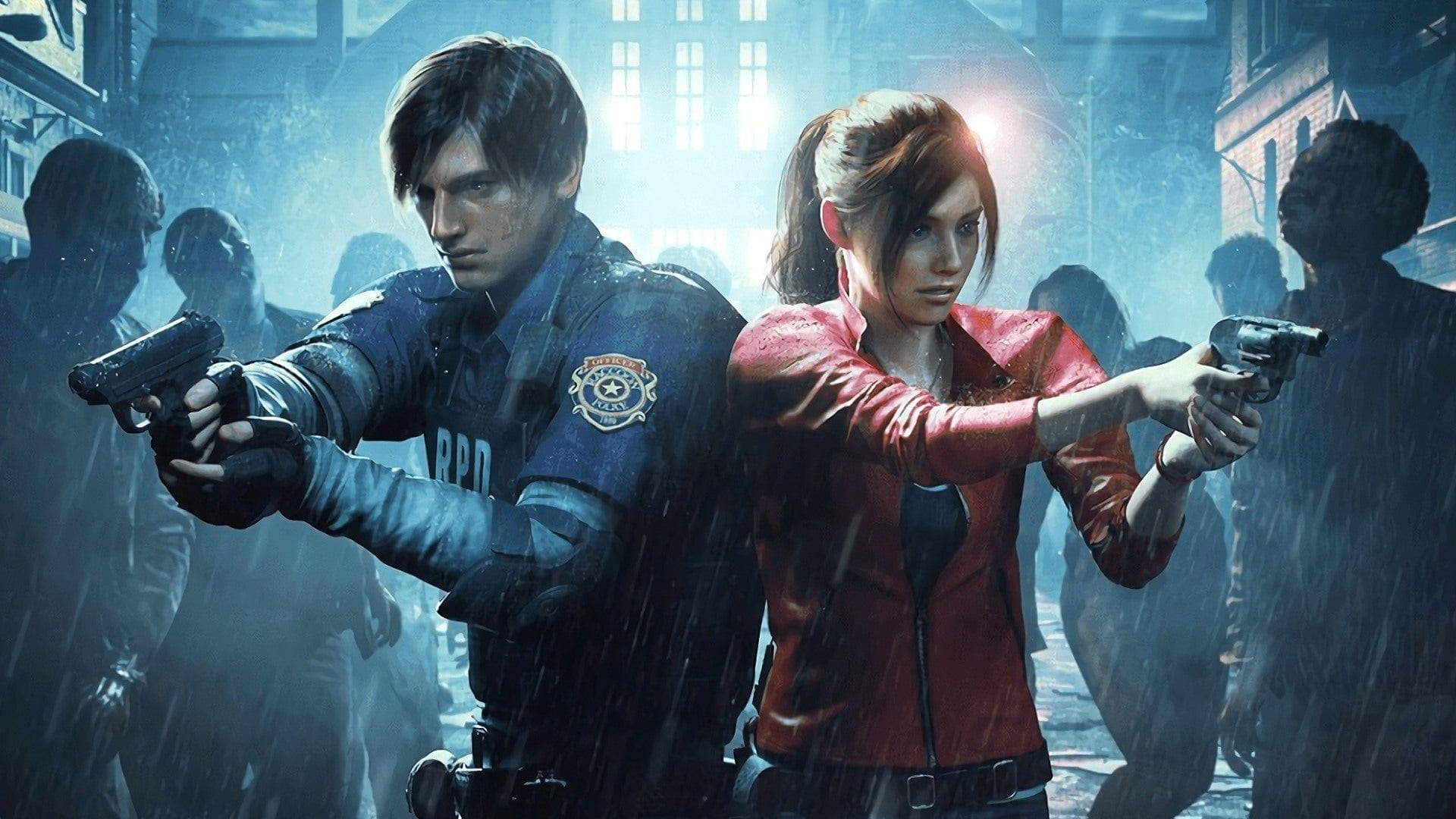 resident evil 2, black friday, playstation 4, Capcom