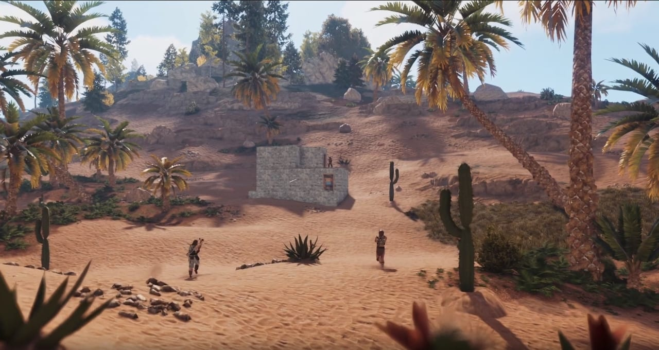 Rust launches for PlayStation 4 and Xbox One in 2020 - XNVR