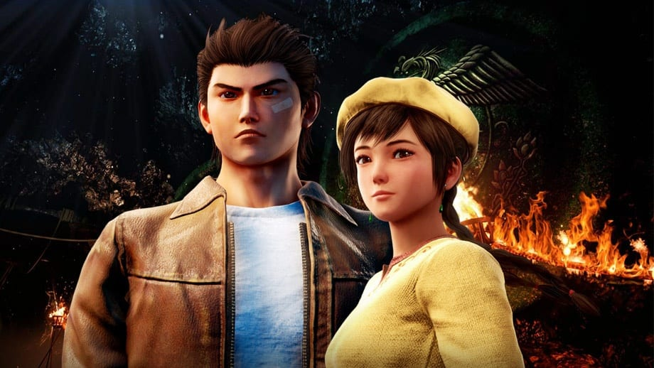 shenmue 3, where, find, kids, hide and seek, sunflower grove