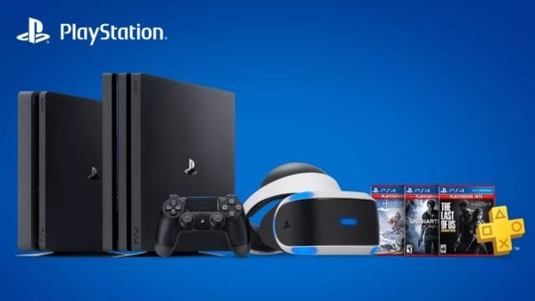 Sony Reveals Its Black Friday Deals For Ps4 Psvr More