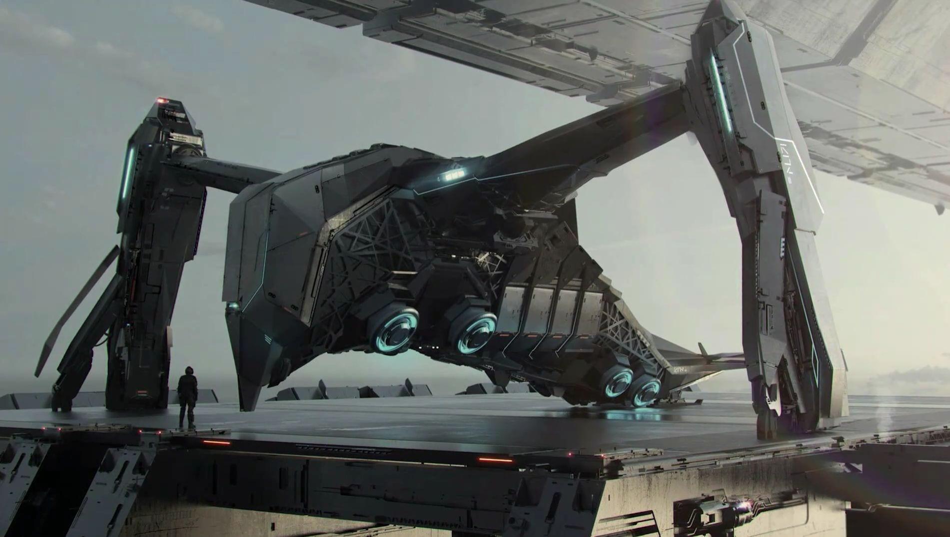 Star Citizen Prowler