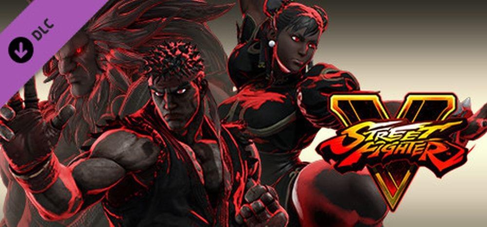 Street Fighter V Champion Edition Bonus Special Color Revealed