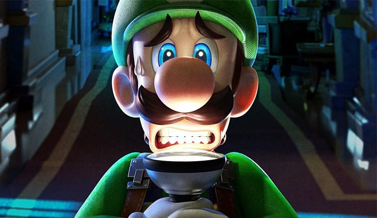 luigi's mansion 3, sales