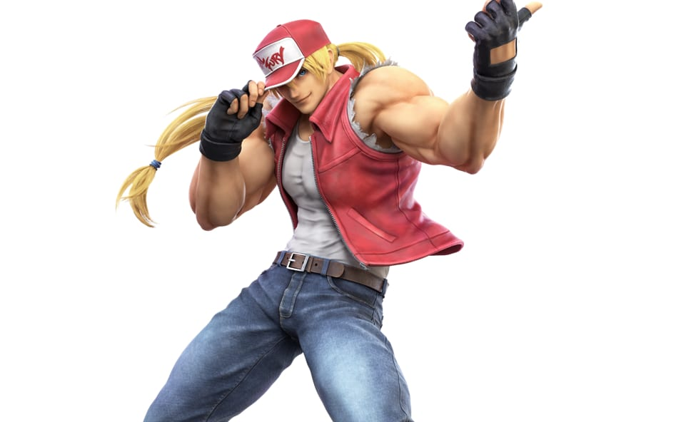 Terry Bogard, super smash bros. ultimate