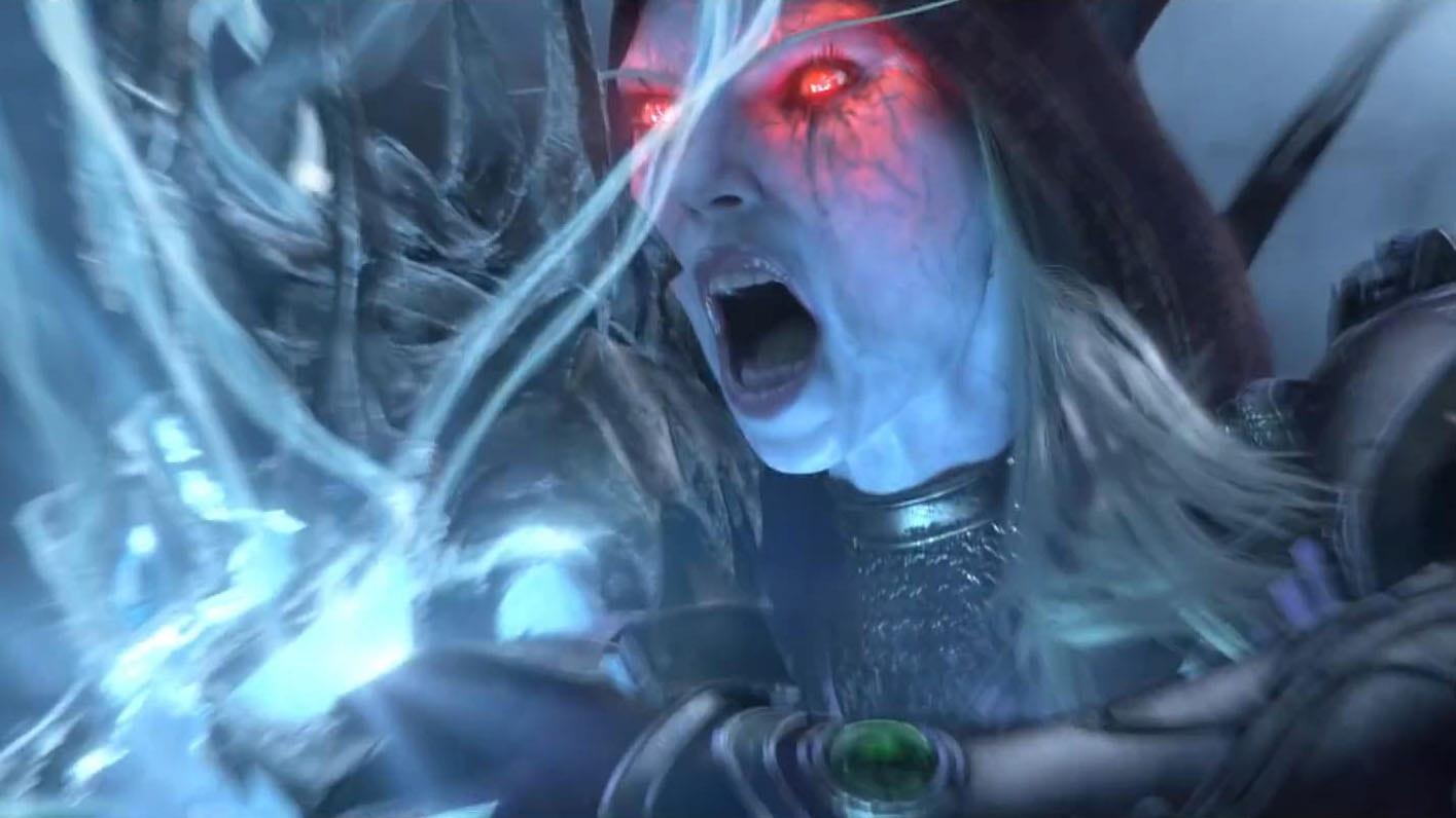 World of Warcraft Sylvanas Overwatch 2 Leak