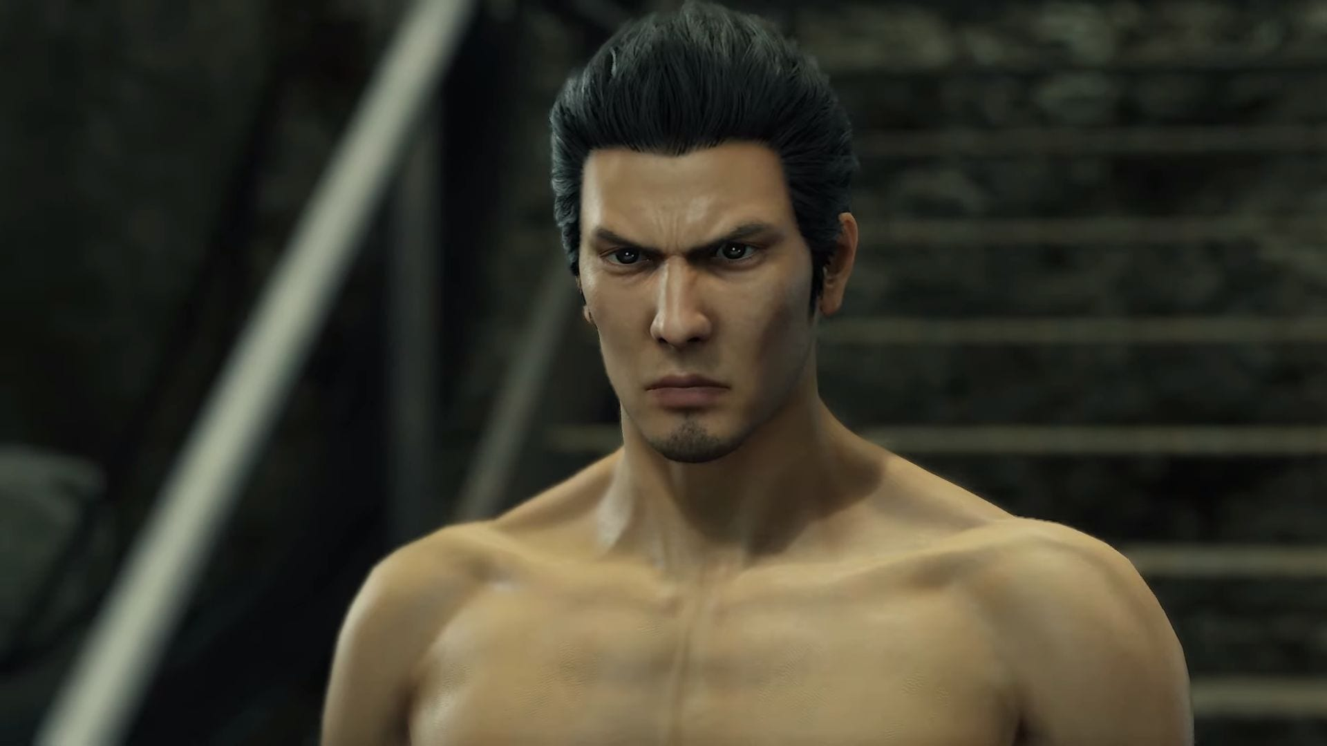 Yakuza Like A Dragon For Ps4 Gets Awesome Story Trailer Revealing