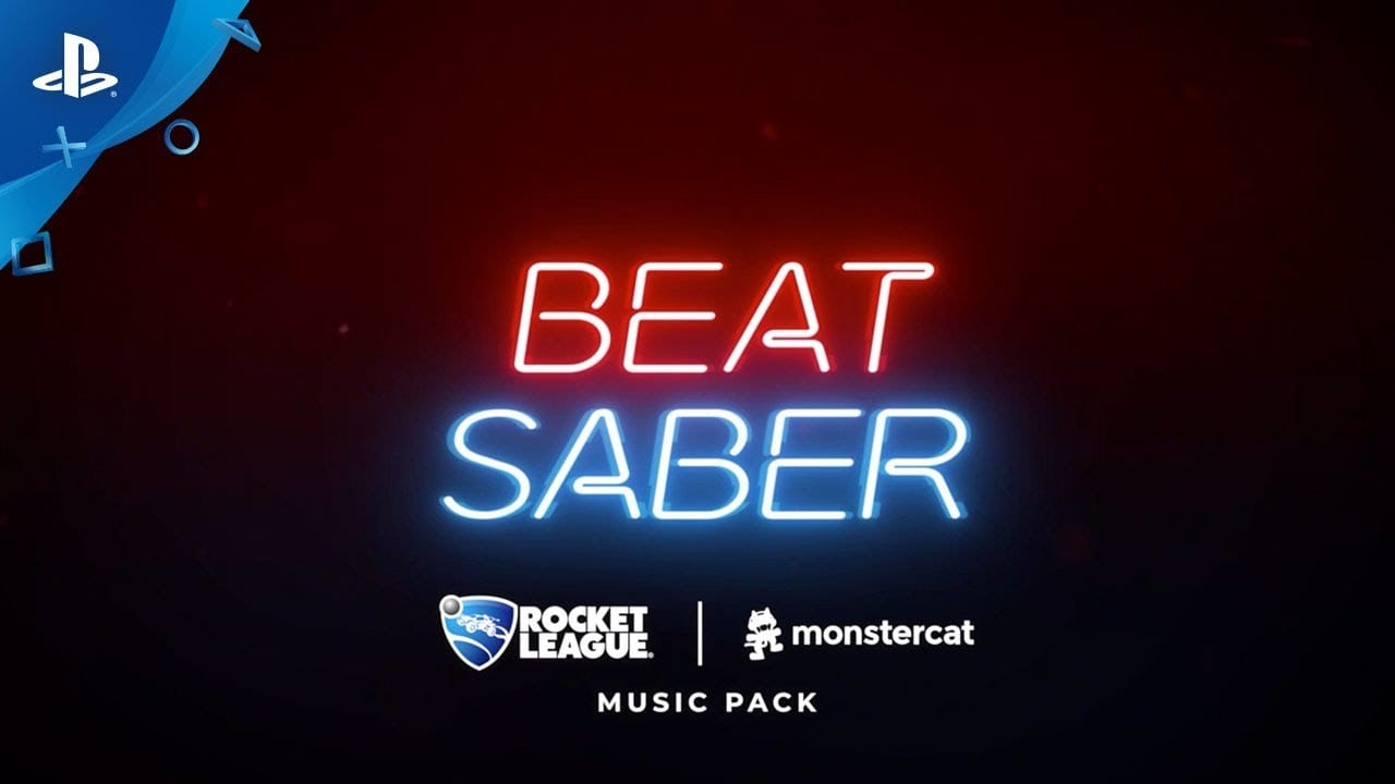 beat saber rocket league