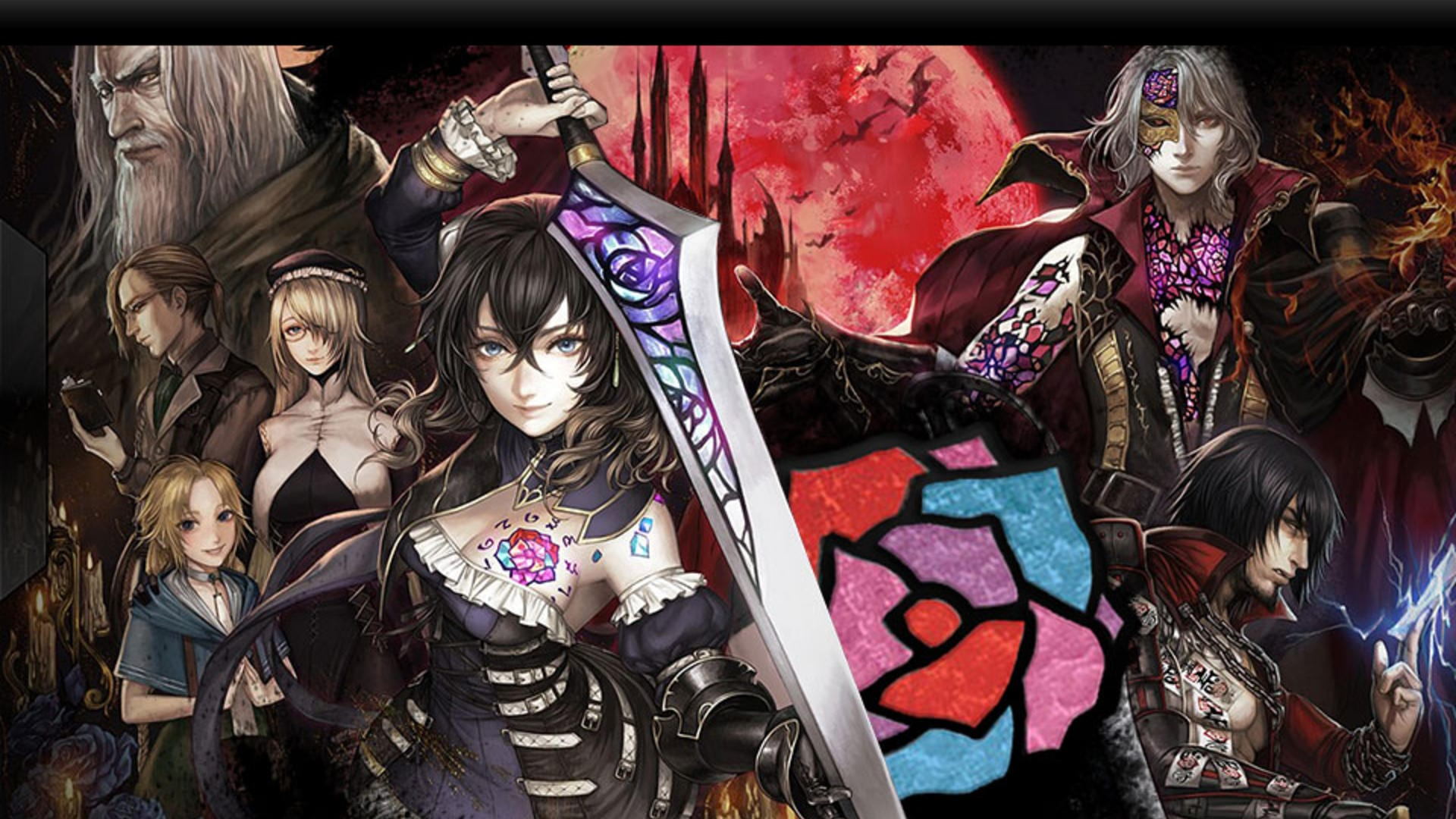 Image result for bloodstained ritual of the night