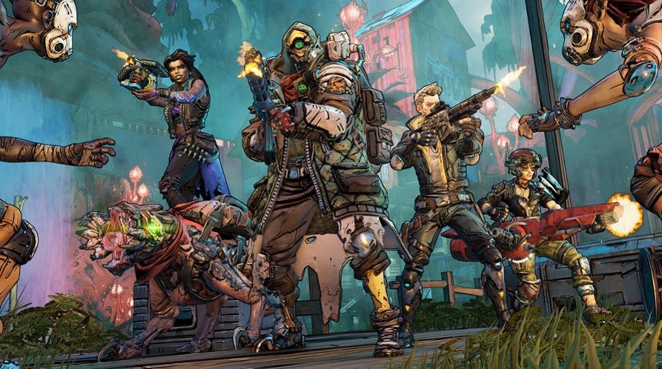 borderlands 3, rumble in the jungle