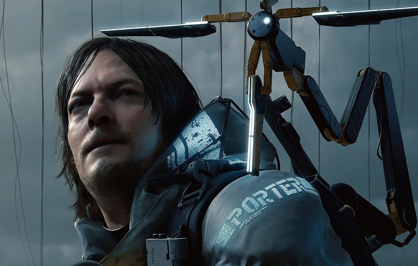 Death Stranding, How to Find Hideo Kojima Cameo