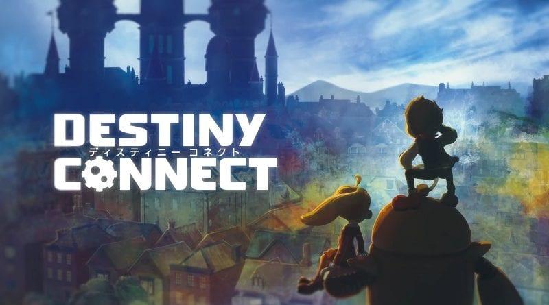 destiny connect, jrpg