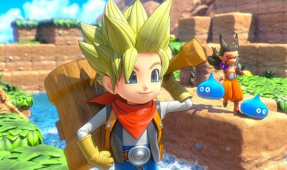 Dragon Quest Builders 2 Jumbo Demo