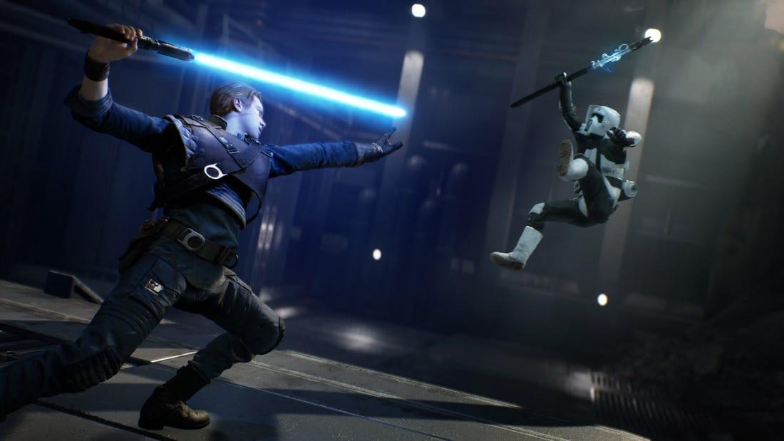 star wars fallen order holster lightsaber