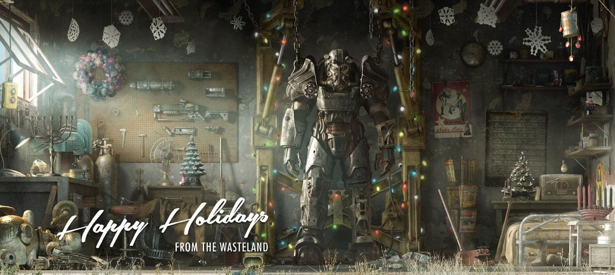 fallout, fallout 76, fallout holiday gift guide