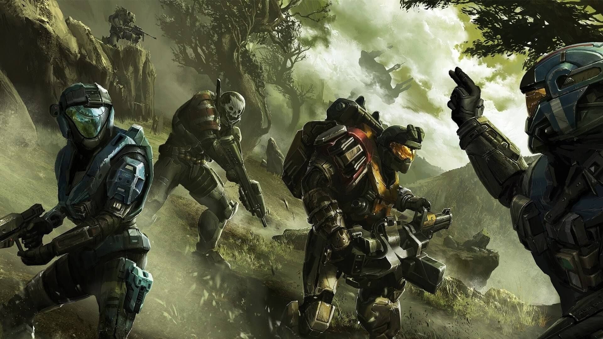 Halo Reach, Microsoft Reveals Halo Reach Port for Xbox One
