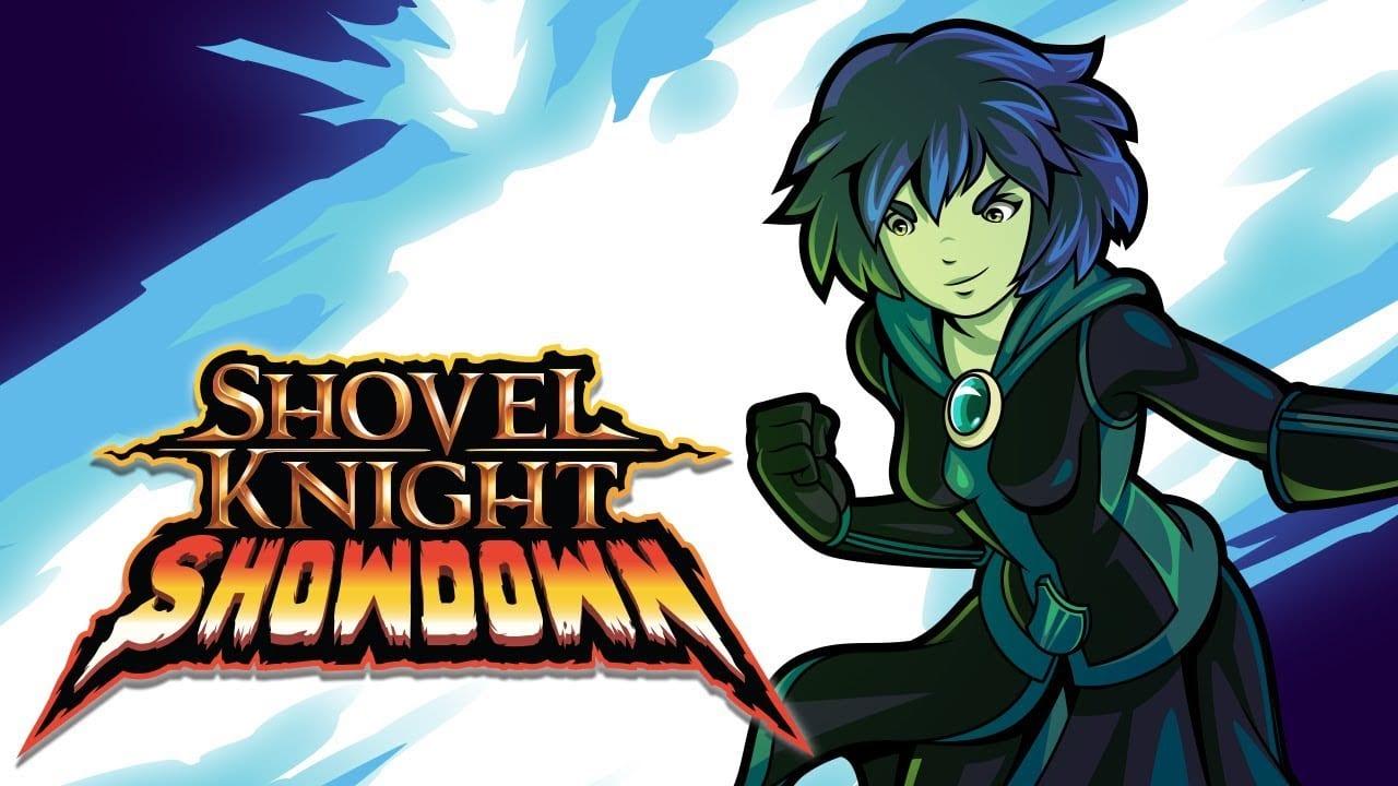 shovel knight, showdown