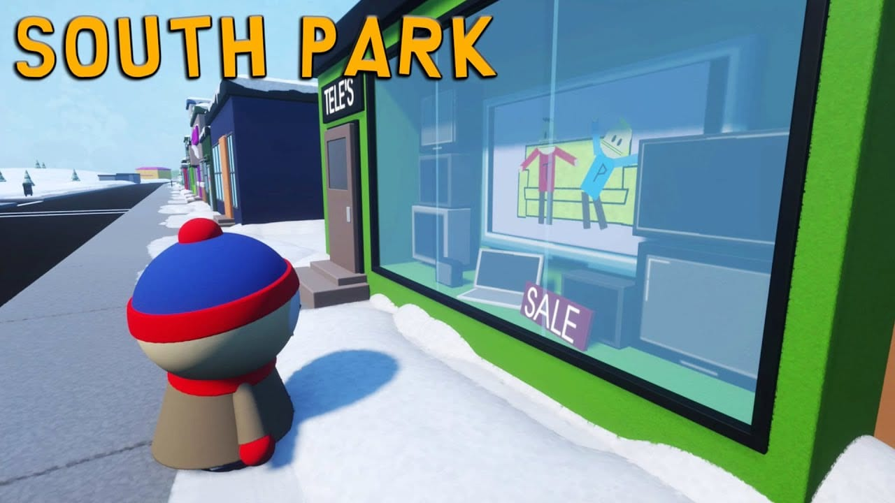 South Park in dreams, ps4, creation