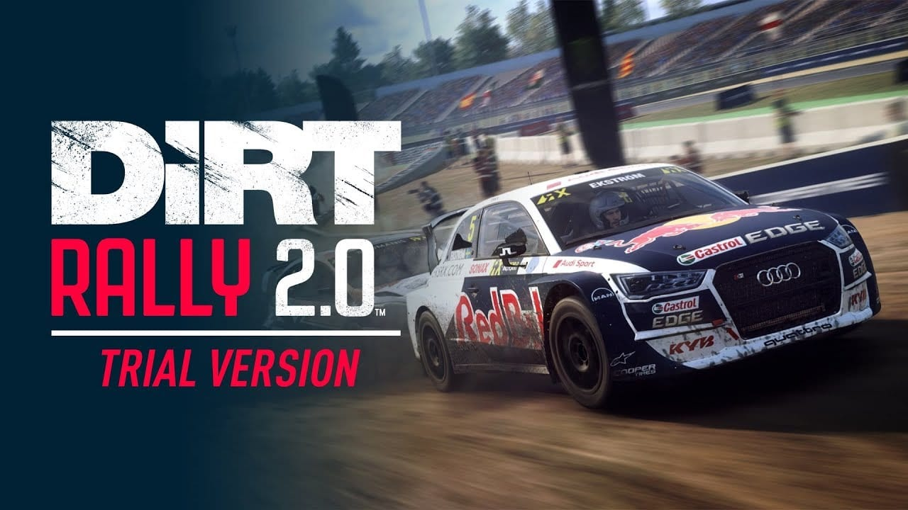 dirt rally 2.0, free game, trial