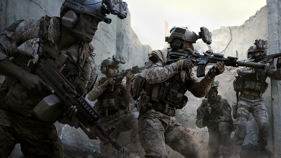 modern warfare realism