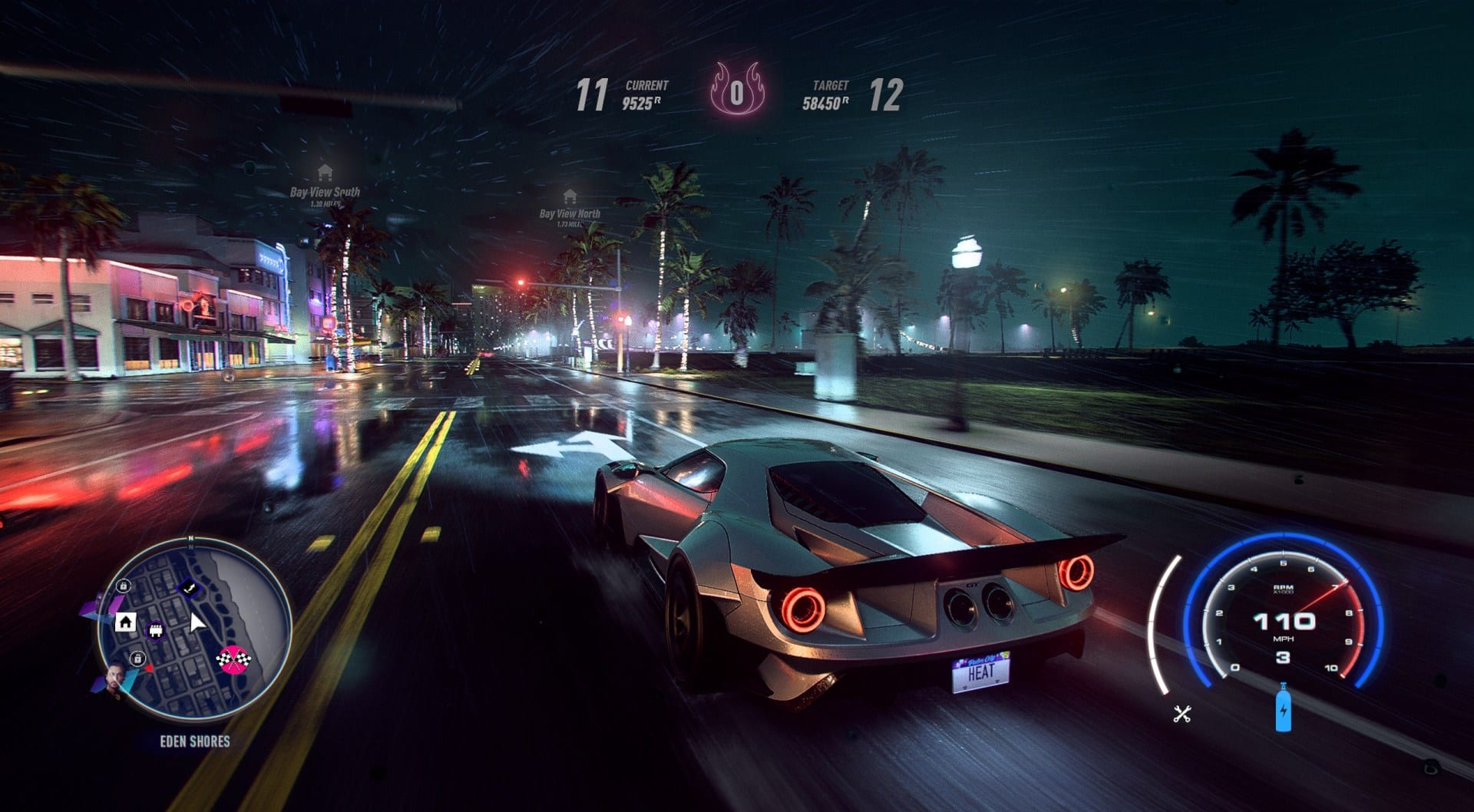 need for speed heat, money, bank