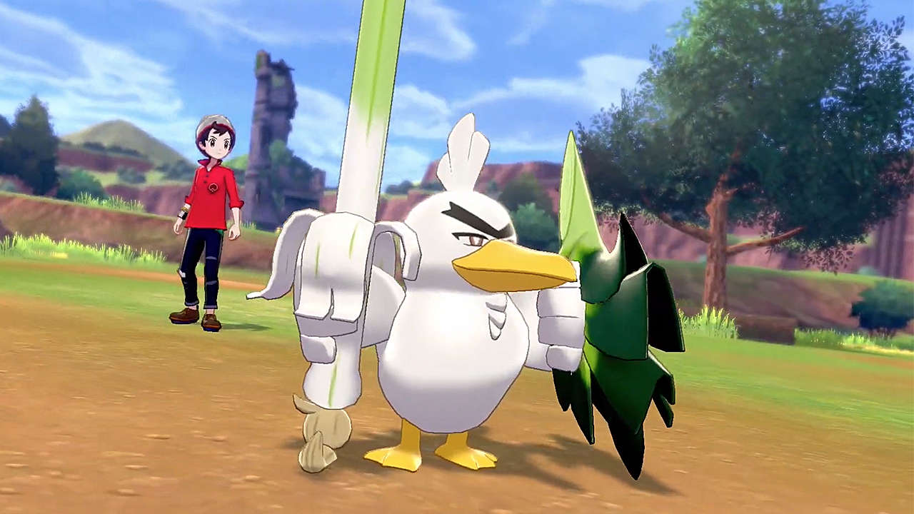 pokemon sword & shield, poke jobs