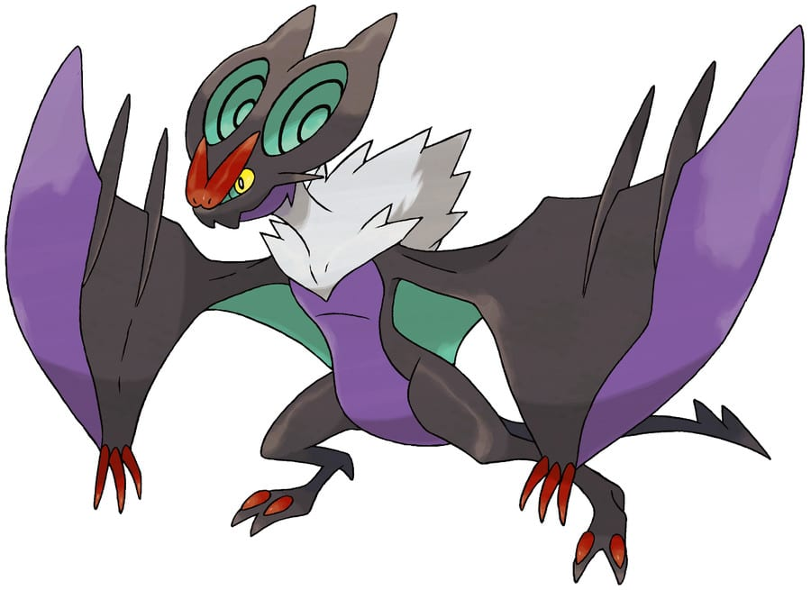 Pokemon Sword and Shield, How to Evolve Noibat into Noivern
