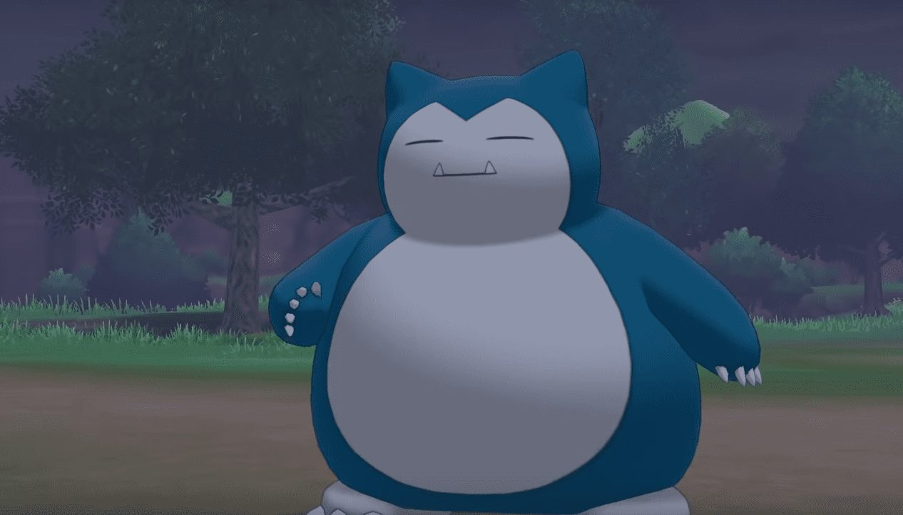 Pokemon Sword and Shield, What Snorlax's Weaknesses Are