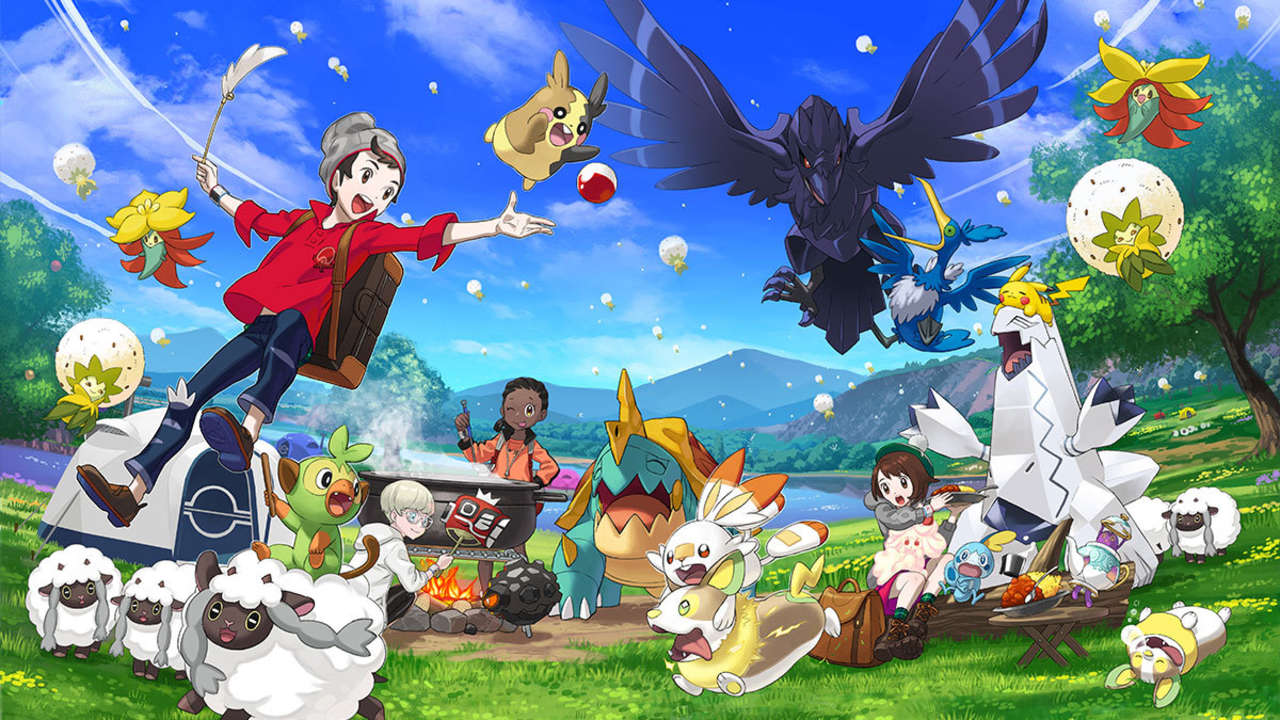 Pokemon Sword and Shield, How to Get Lucky Egg