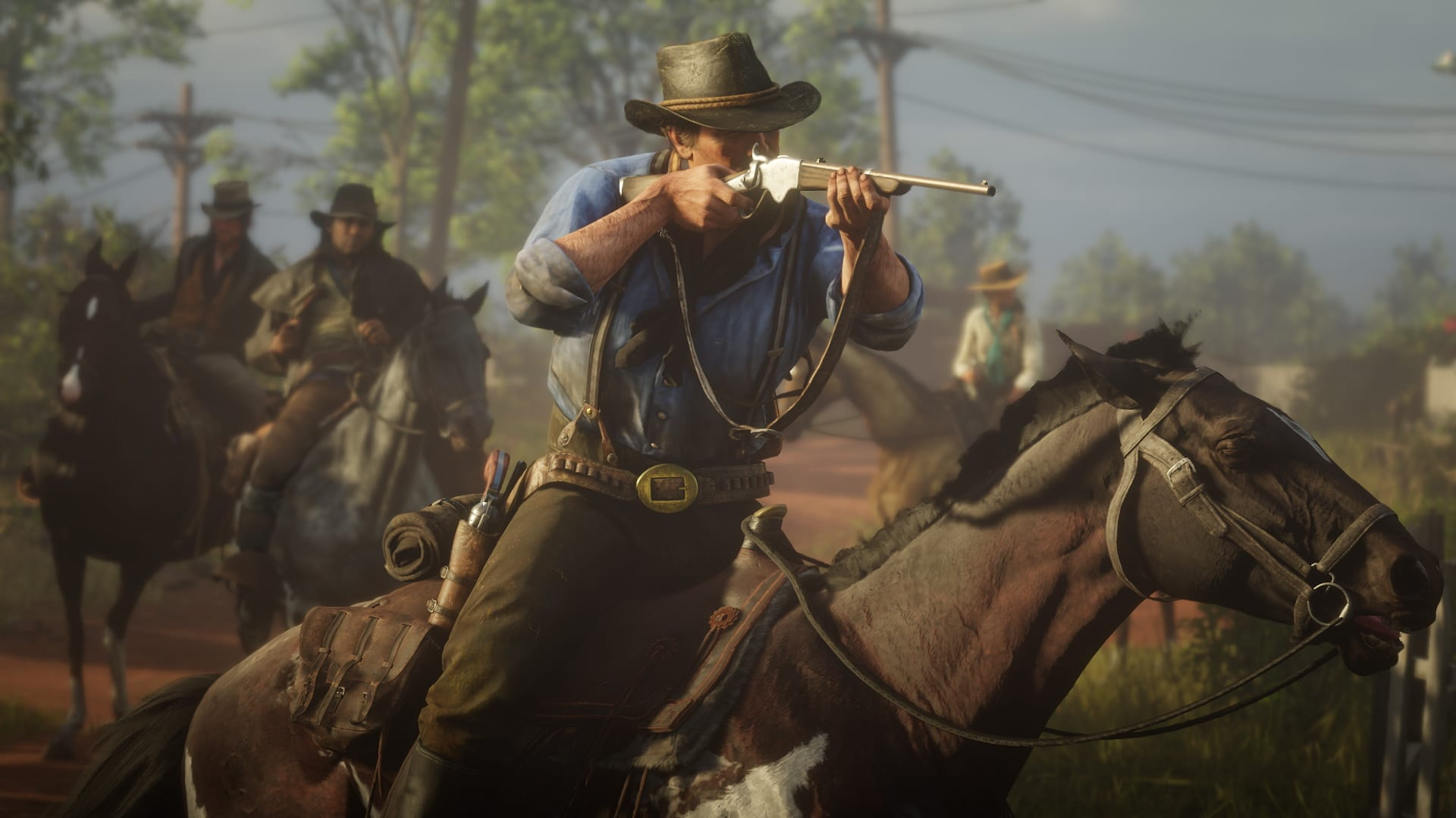 10 Red Dead Redemption 2 Pc Mods That Need To Get Made Asap