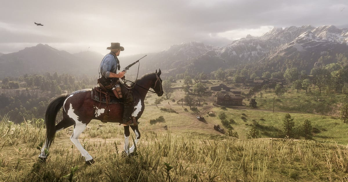red dead redemption 2 feed horse
