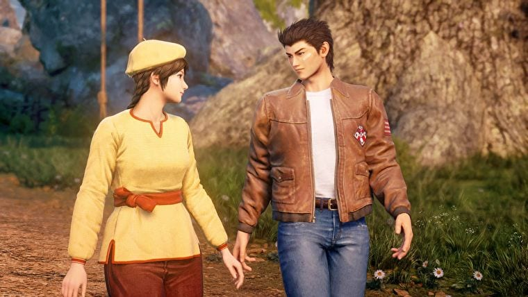 shenmue 3, save