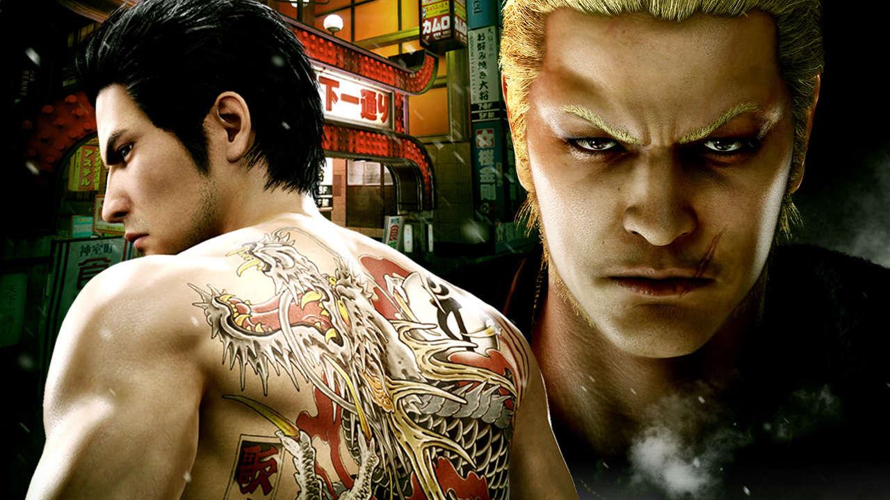 yakuza, xbox one