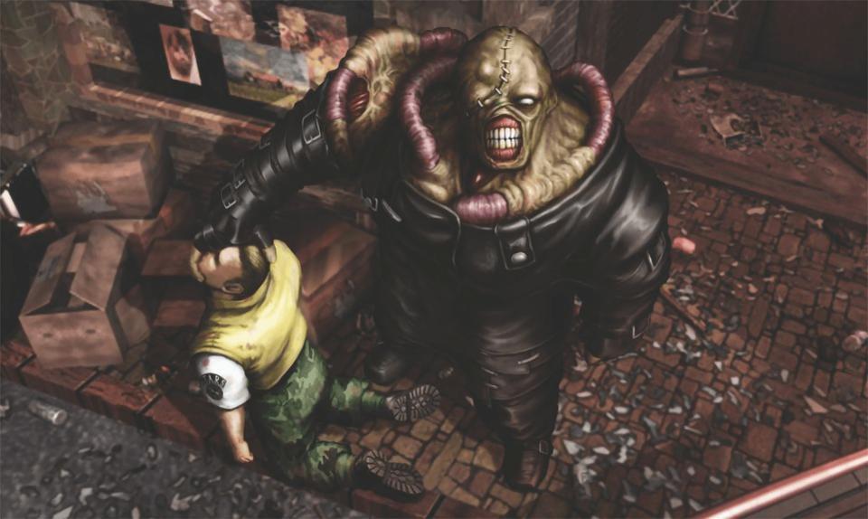 resident evil 3, achievement, nemesis