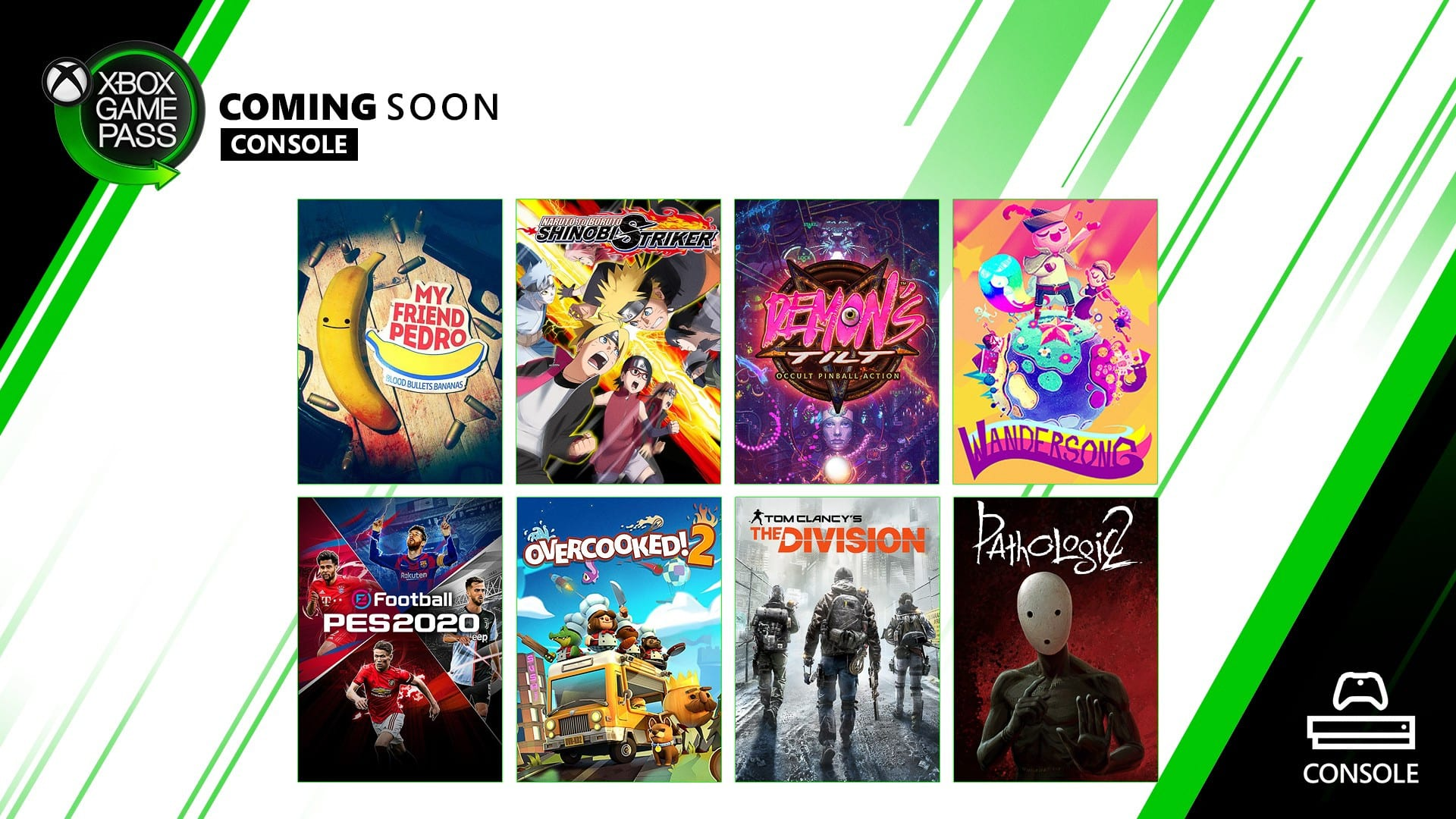xbox game pass, new games, games leaving game pass