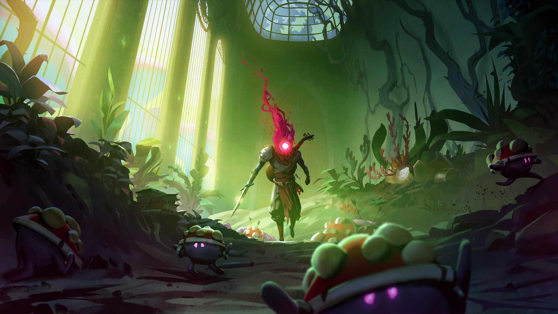 dead cells, update, patch, evil empire, motion twin