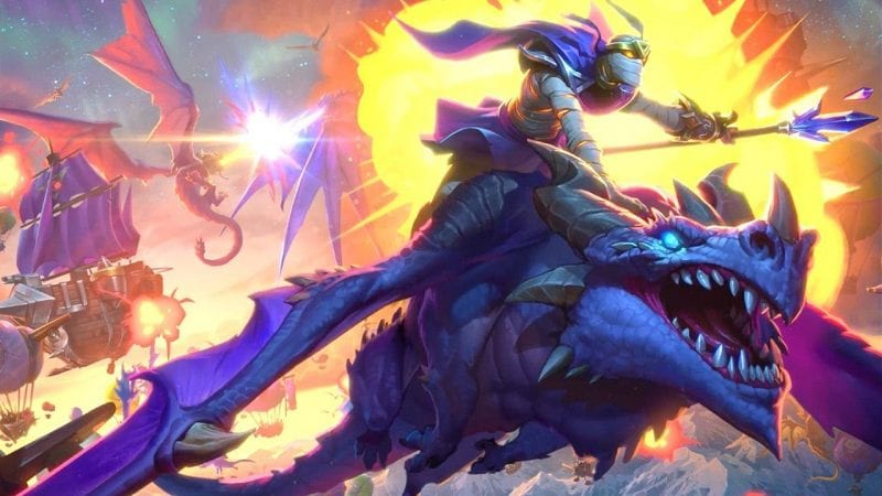 descent of dragons, hearthstone, release date, release time