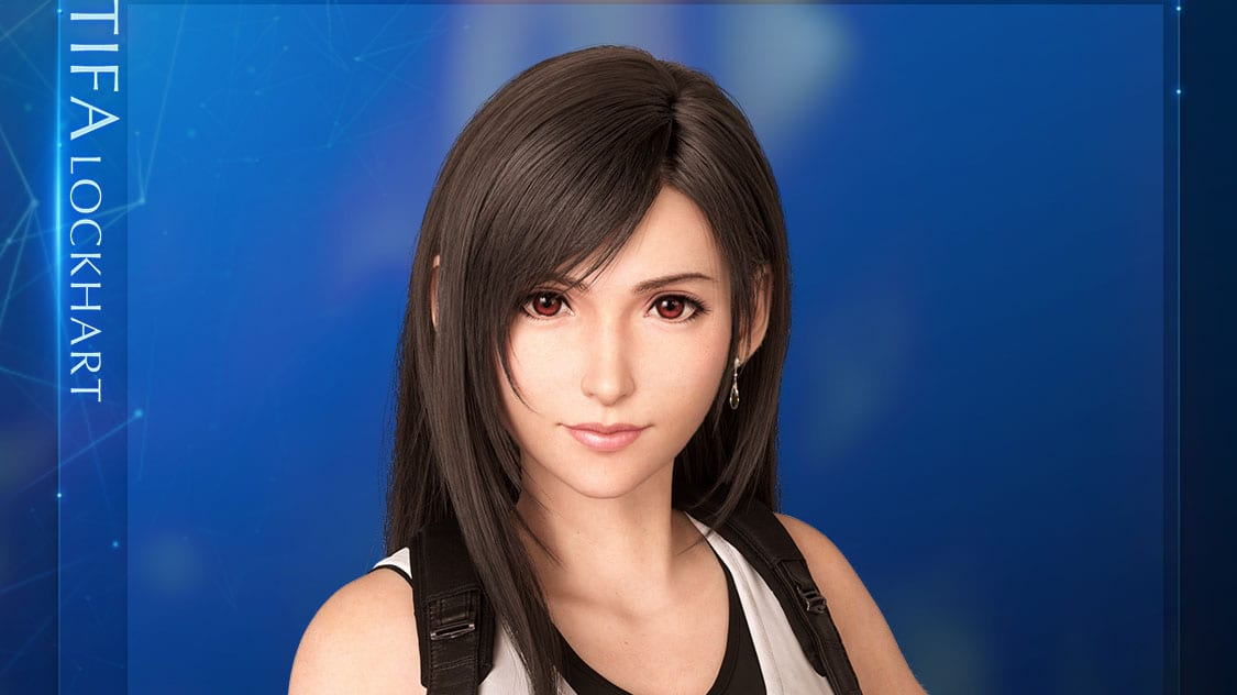 Final Fantasy VII Remake Tifa (5)