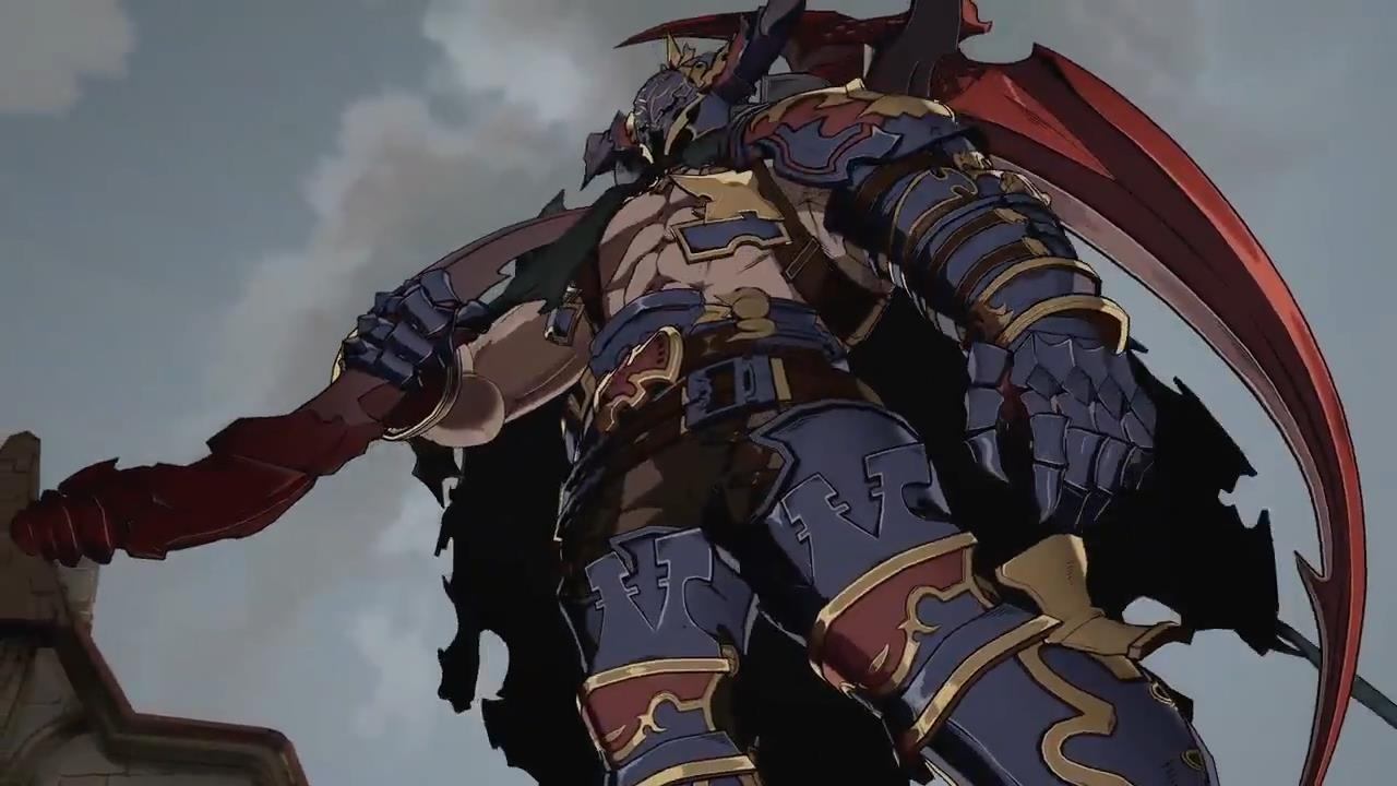 Granblue Fantasy Versus Vaseraga