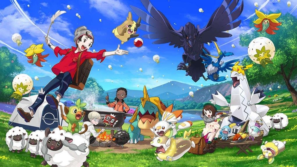 Combee, Vespiquen, Pokemon Sword and Shield, how to get
