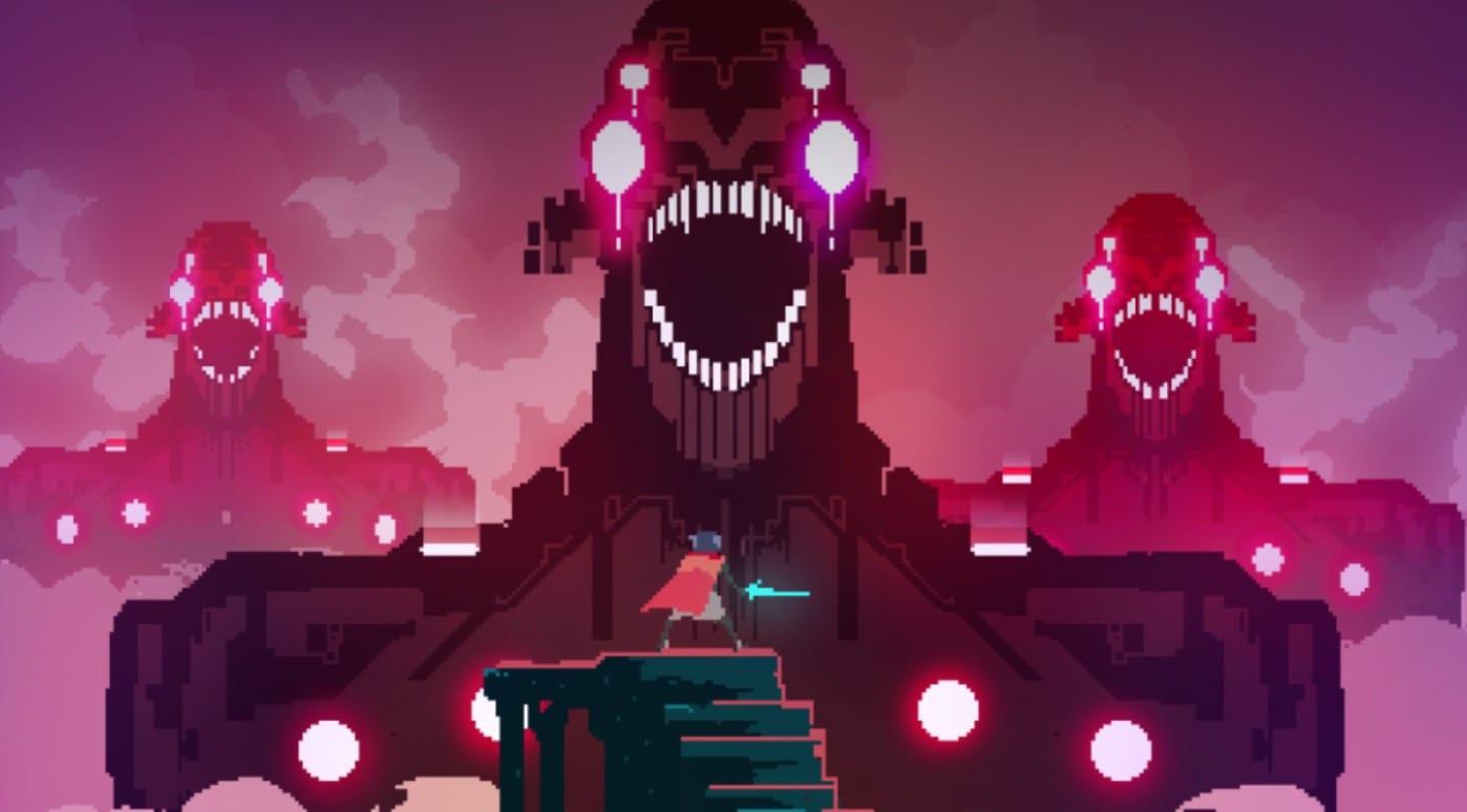 hyper light drifter, the epic games store