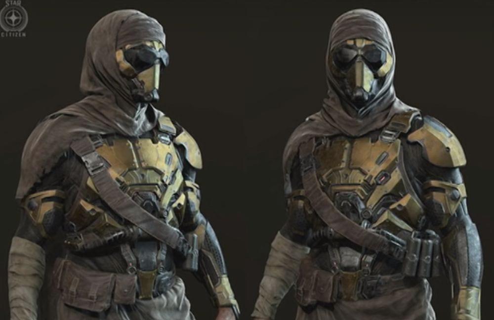 Star Citizen Armor