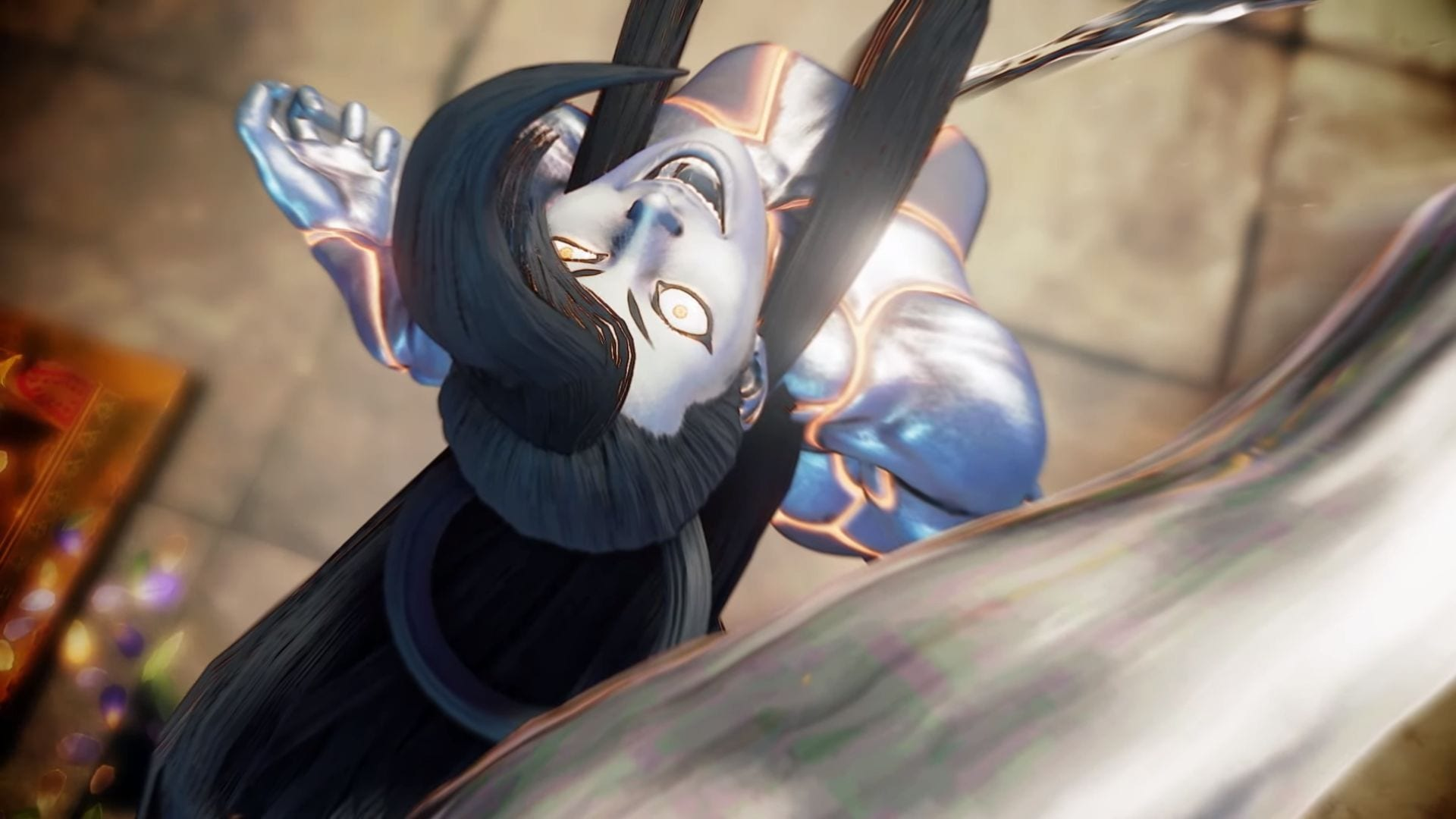 Street Fighter V Champion Edition Reveals Female Seth As New Ish