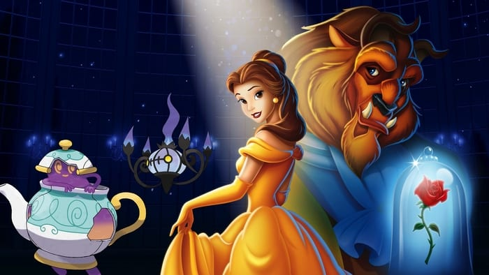 beauty and the beast pokemon