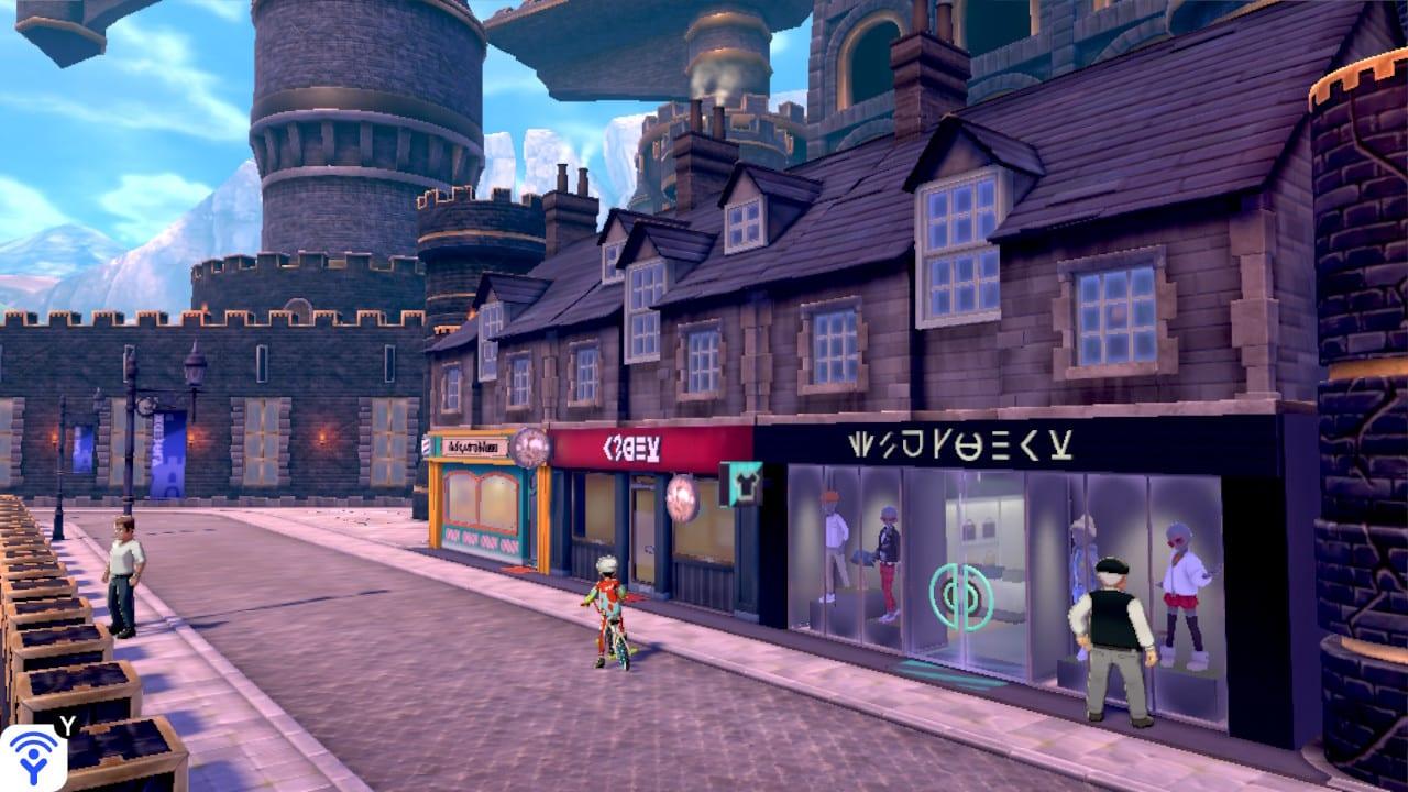 Pokemon Sword & Shield Battle Cafe Locations: Where to Find Battle ...