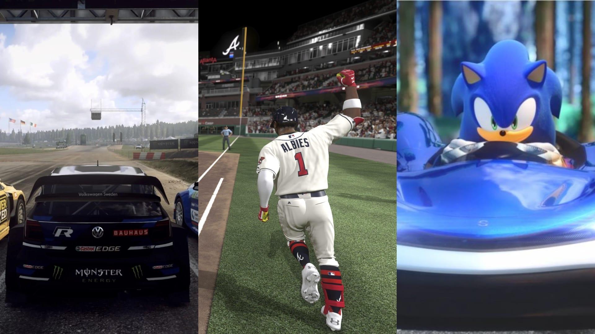 best sports, racing, 2019