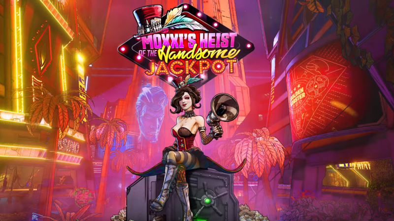Borderlands 3 Moxxi's Heist, What the Download Size Is